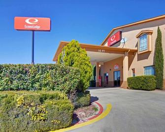 Econo Lodge - Decatur - Gebouw