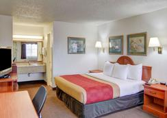 Econo Lodge - Decatur - Bedroom