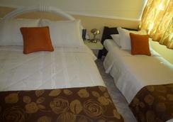 聖尼古拉斯飯店 - 布卡拉曼加 - 臥室