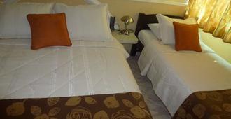 Hotel San Nicolas - บูคารามังกา - ห้องนอน