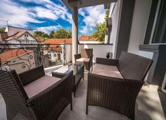 Hotel Mint - Belgrade - Balcony