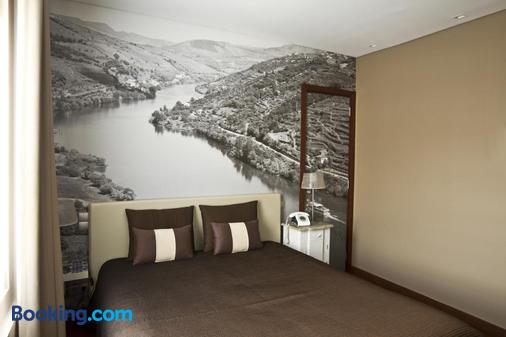 Ribeira do Porto Hotel - Porto - Bedroom