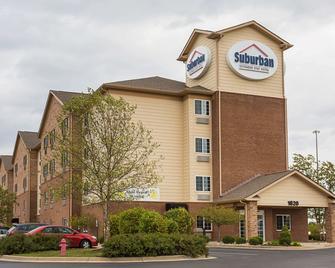 Suburban Extended Stay Hotel Louisville North - Clarksville - Gebouw