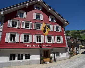 The River House Boutique Hotel - Andermatt - Building