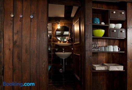 1463 Apartmenthaus - Karlsruhe - Bathroom