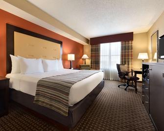 Country Inn & Suites by Radisson Evansville, IN - Evansville - Soverom
