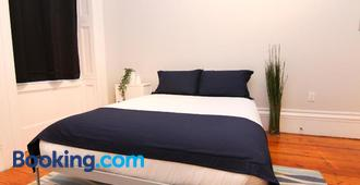 Cozy Furnished Studio in Beacon Hill #4 - Boston - Soveværelse