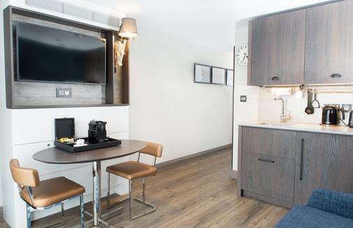 伯蒙德街原生公寓式飯店 - 倫敦 - 臥室