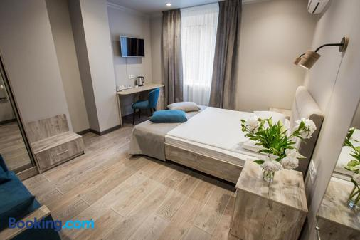 Time Hotel - Kiev - Bedroom