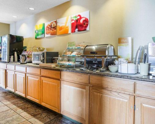 Quality Inn Colorado Springs Airport - Colorado Springs - Buffet