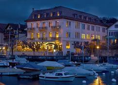Hôtel Lakeview Le Rivage - Lutry - Bangunan