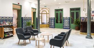 Hotel Inglaterra - Granada - Lobby