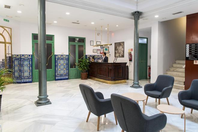 格拉納達英拉特拉酒店 - 格拉納達 - 櫃檯