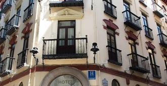 Hotel Inglaterra - Granada - Edifici