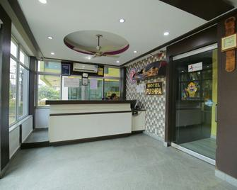 Hotel Pushpa - Berries Group of Hotels - Puri - Front desk