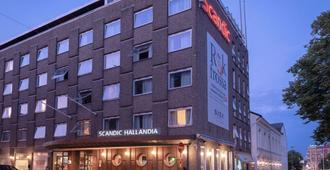 Scandic Hallandia - Halmstad