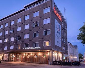 Scandic Hallandia - Гальмстад - Building