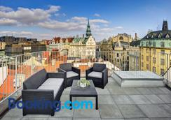 4 Arts Suites - Prague - Rooftop