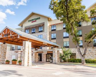 Courtyard by Marriott New Braunfels River Village - New Braunfels - Gebäude