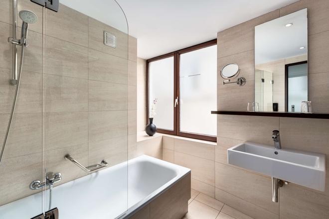 NH Brussels Grand Place Arenberg - Bruxelles - Salle de bain