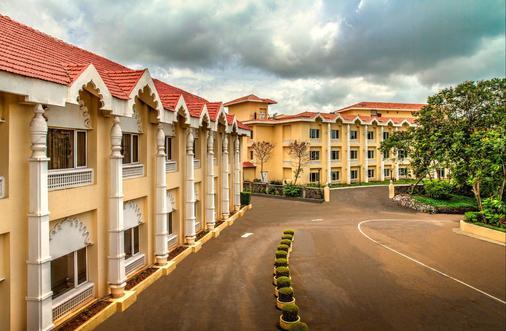 The Gateway Hotel Ambad - Nasik - Gebäude