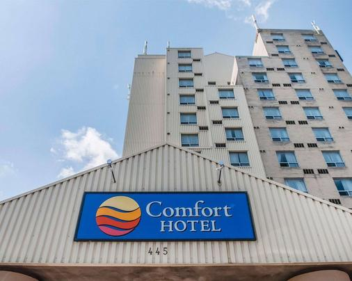 Comfort Hotel Airport North - Toronto - Building