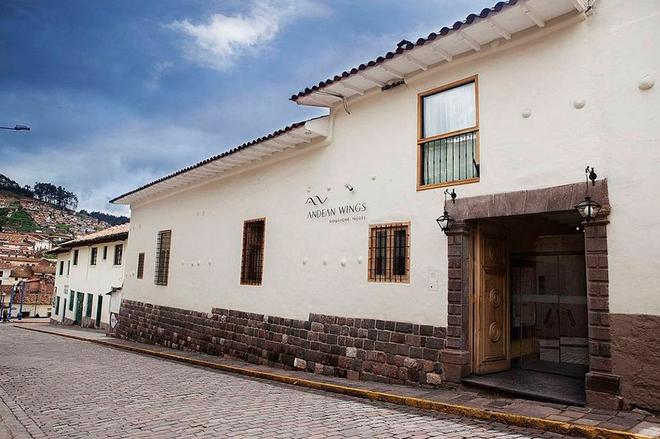 Andean Wings Boutique Hotel - Κούζκο - Κτίριο