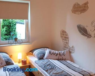 Appartement Gartenblick - Delitzsch - Slaapkamer