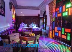 Riad Salam Fes - Fez - Bedroom