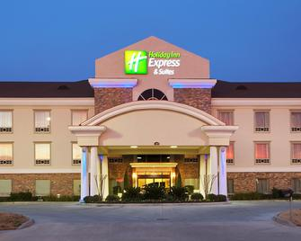 Holiday Inn Express & Suites Conroe I-45 North - Conroe - Gebouw