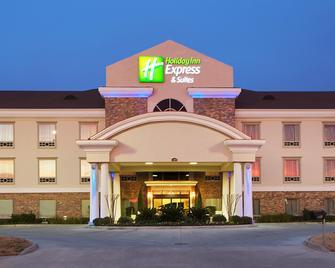 Holiday Inn Express & Suites Conroe I-45 North - Conroe - Edificio