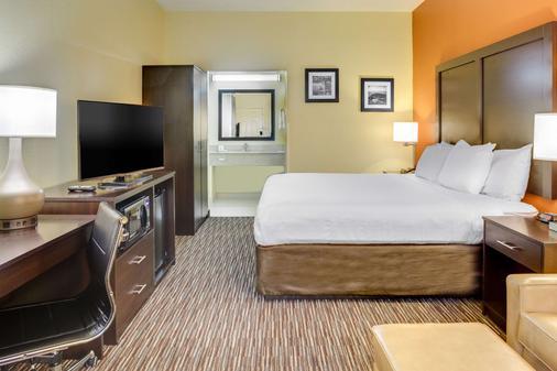 Clarion Inn Biltmore Village - Asheville - Phòng ngủ