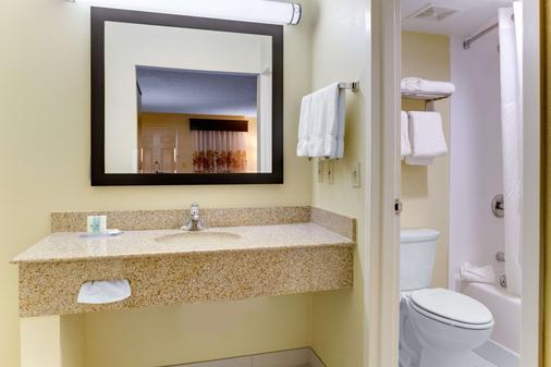 Clarion Inn Biltmore Village - Asheville - Phòng tắm