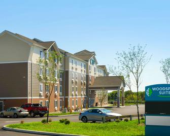 Woodspring Suites Allentown - Allentown - Gebouw