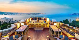 博斯普魯斯瑞士酒店 - 伊斯坦堡 - 伊斯坦堡 - 餐廳