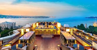Swissotel The Bosphorus Istanbul - איסטנבול - מסעדה