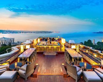 سويس هوتل ذا بوسفوروس إسطانبول - اسطنبول - مطعم