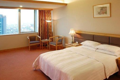 Guangzhou New Century Hotel - Guangzhou - Bedroom