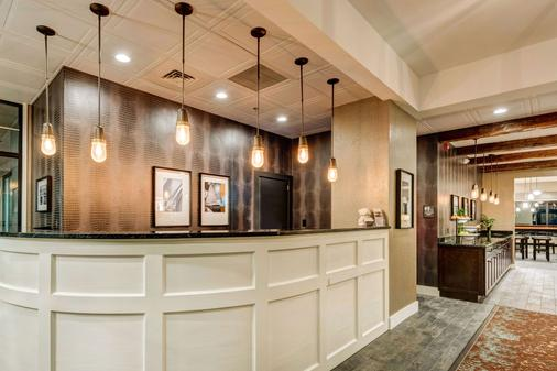 The Garrison Hotel and Suites Dover-Durham Ascend Collection - Dover - Rezeption
