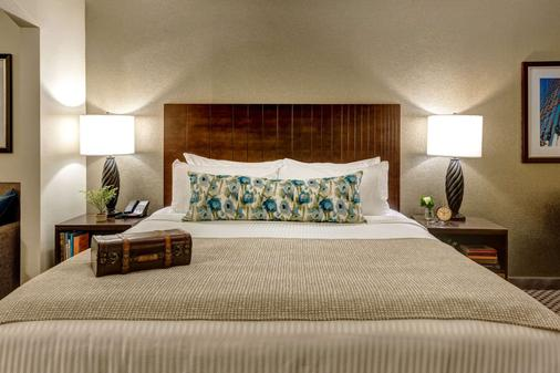 The Garrison Hotel and Suites Dover-Durham Ascend Collection - Dover - Schlafzimmer