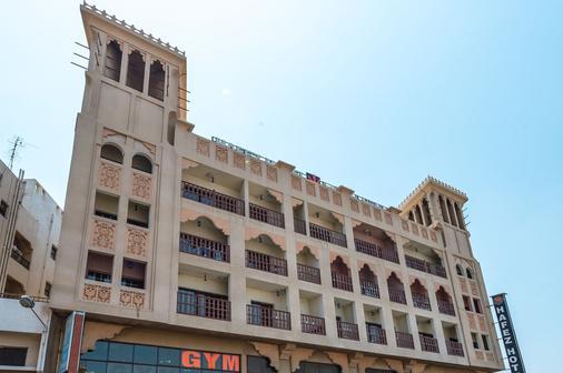 OYO 151 Hafez Hotel Apartments - Ντουμπάι - Κτίριο