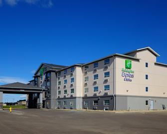 Holiday Inn Express & Suites Dawson Creek - Доусон-Крік - Building