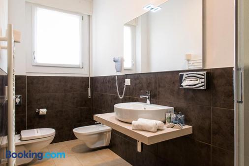 Hotel Al Prato - Pádua - Banheiro