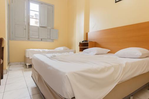 瓜納巴拉酒店 - 貝羅奥利松 - 貝洛奧里藏特 - 臥室