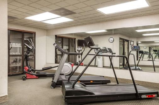 Wingate by Wyndham Indianapolis Airport-Rockville Rd. - Indianapolis - Gym