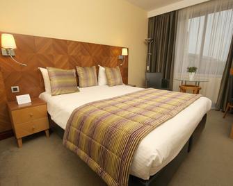 Gresham Belson Hotel - Brussel - Slaapkamer