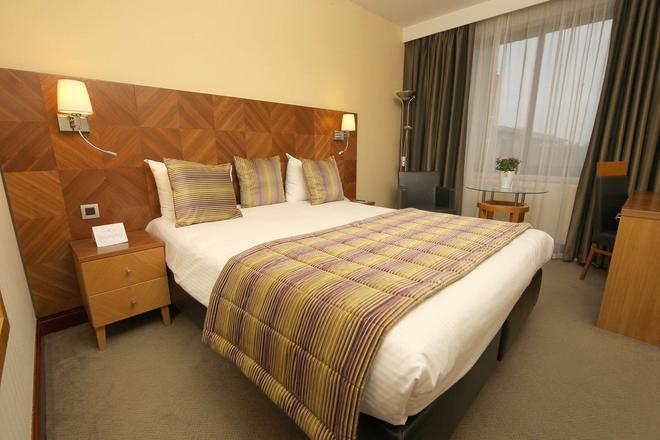格雷西姆貝爾森酒店 - 布魯塞爾 - 布魯塞爾 - 臥室