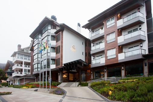 Hotel Cercano - Gramado - Gebäude
