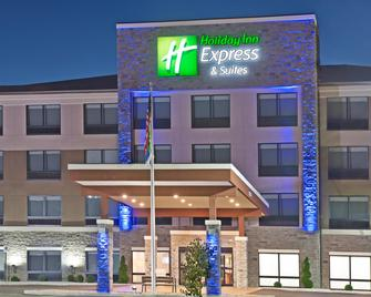 Holiday Inn Express & Suites Uniontown - Uniontown - Gebouw