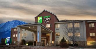 Holiday Inn Express & Suites Colorado Springs North, An IHG Hotel - Colorado Springs - Building